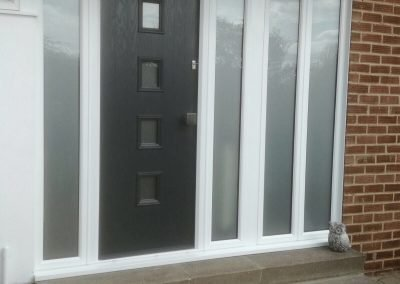 Matthew Oliver Front Door & Side Panels