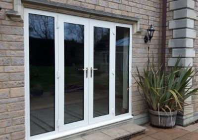 Matthew Oliver Windows & Doors Patio Doors White