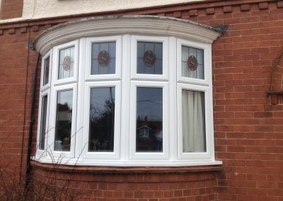 Matthew Oliver Windows & Doors uPVC Bay Window