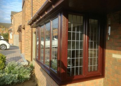 Matthew Oliver Windows Doors Wood Effect Bay Window