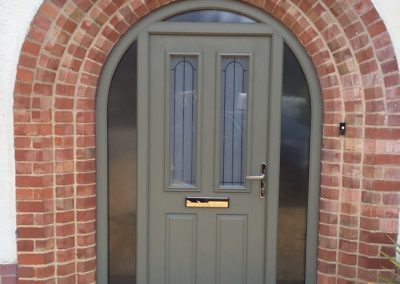 Matthew Oliver Windows & Doors Composite Front  Door