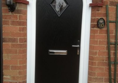 Matthew Oliver Windows & Doors Arched Front Door