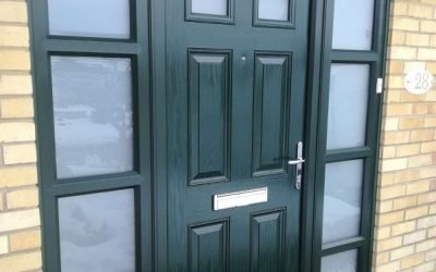 Do Composite Doors Fade in the Sun?