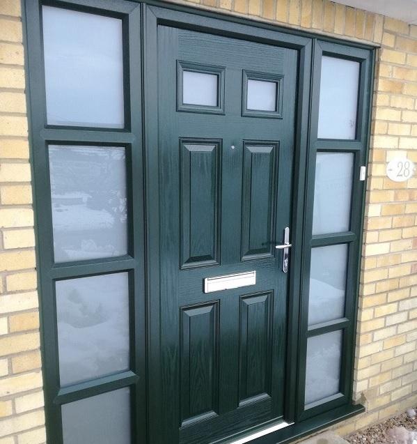 Do Composite Doors Fade in the Sun?