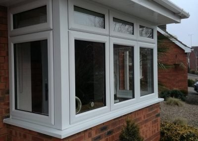 Matthew Oliver Windows & Doors UPVC Front Bay Window